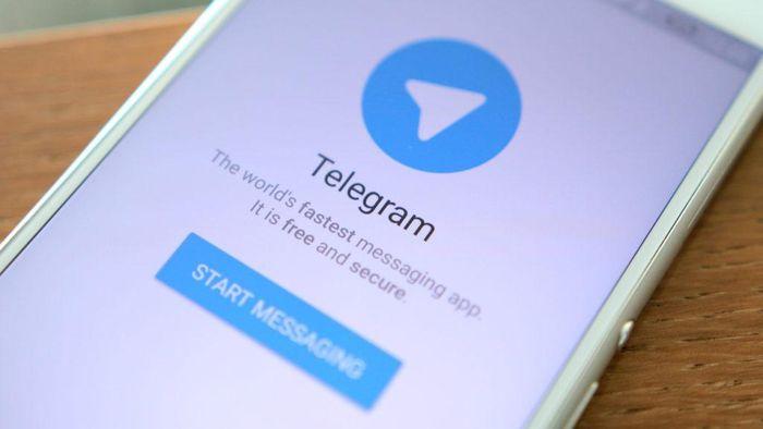 Blokir Telegram Dibuka