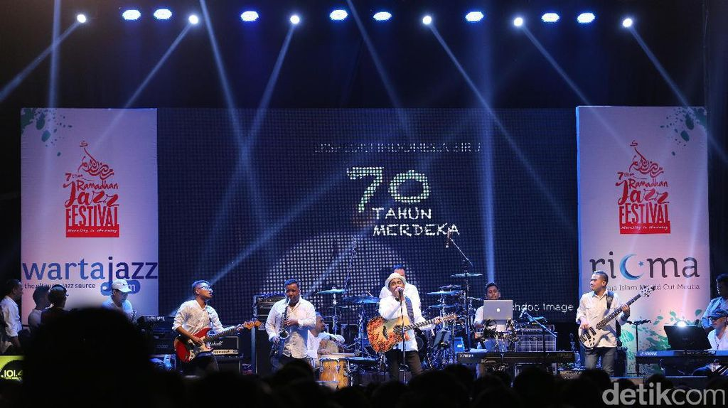 Menghidupkan Pancasila dan Kebinekaan Lewat Ramadan Jazz Festival