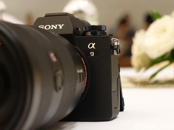 sony alpha 9 Foto: detikINET - Anggoro Suryo Jati