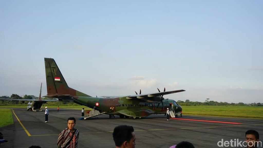 Sistem Navigasi di Tiga Bandara Selatan Jawa Dibenahi