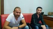 2 WN Turki Ditangkap di Makassar terkait Kasus Pembobolan ATM