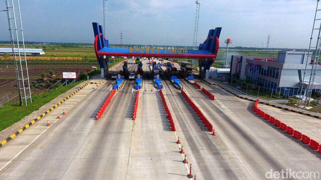 Ruas Tol Trans Jawa Yang Ditarget Rampung Tahun Ini