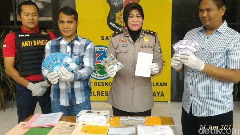 Ini Barang Bukti OTT Pegawai BPN Surabaya 2