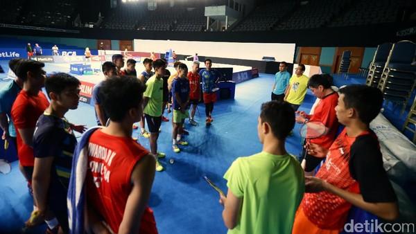 Simpan Masalah, Kevin/Marcus Tetap Siap Tempur di Indonesia Open