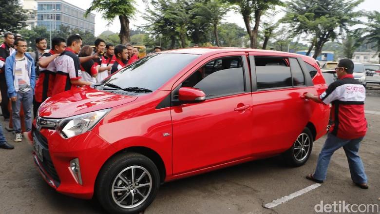 Toyota: Pembeli Calya Dukung Industri Otomotif