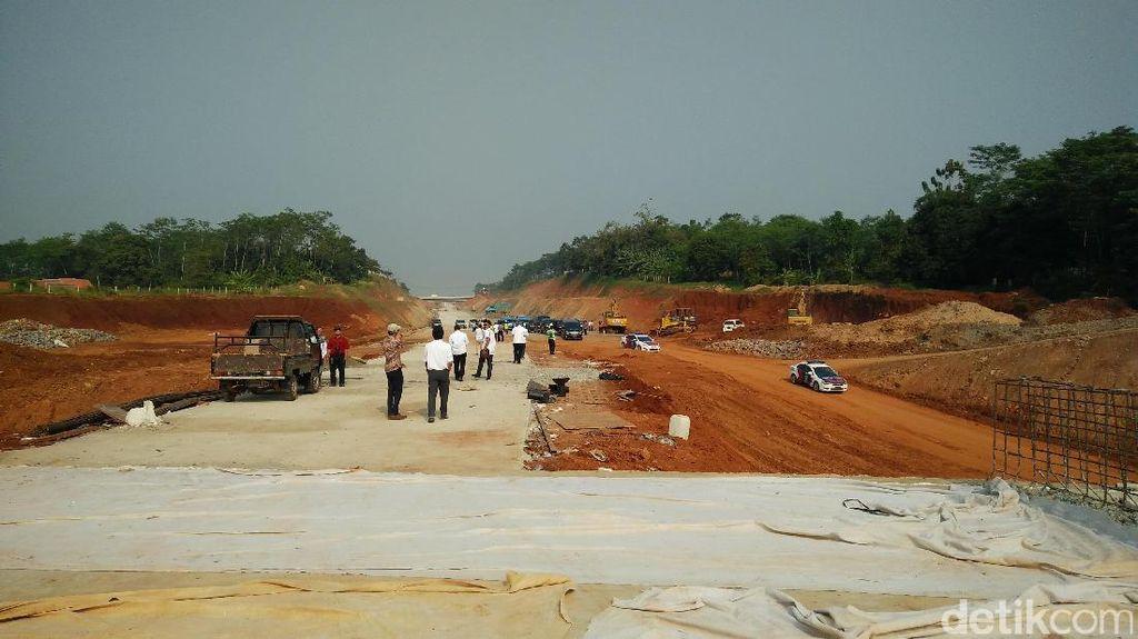 Pembangunan Capai 54%, Tol Batang-Semarang Ditarget Selesai 2018