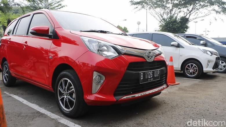 Toyota Calya Jadi LCGC Terlaris di Bulan Mei