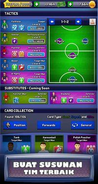Game Ini Ajak Jadi Manager dan Pemain Sepakbola