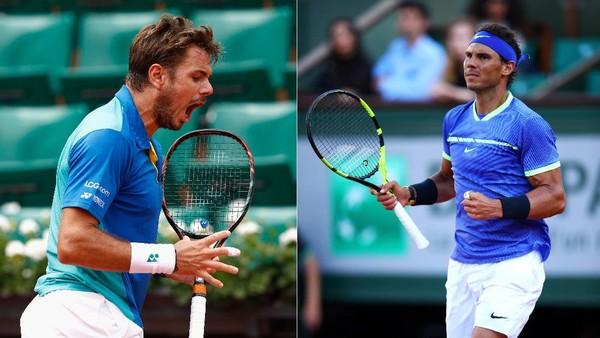 Wawrinka vs Nadal: Rekor Siapa yang Akan Patah?