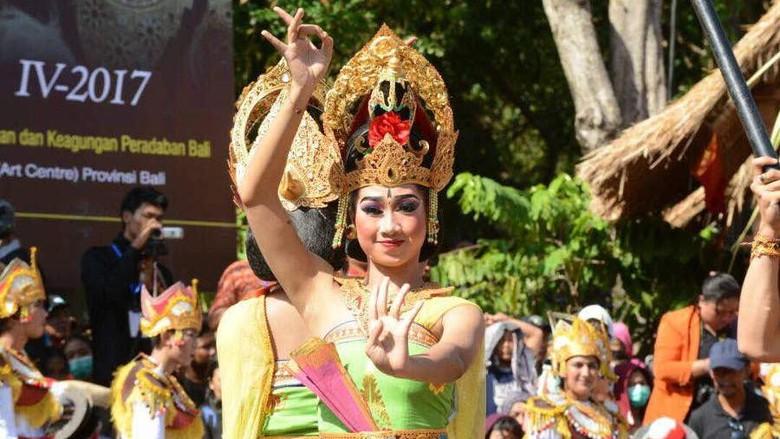 Pesta Kesenian Bali (dok Kemenpar)