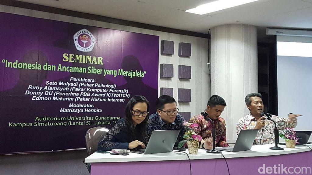 Netizen Diminta Pahami Pancasila Demi Tekan Hate Speech