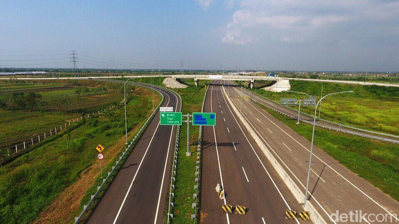 Merak-Probolinggo Tersambung Jalan Tol 1.270 Km Tahun Depan