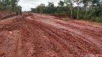 Jalan Trans Papua, selepas Sota ke arah Kali Wanggo