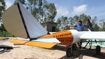 Keren! Pria di Kamboja Bikin Pesawat Hanya Modal Nonton Youtube