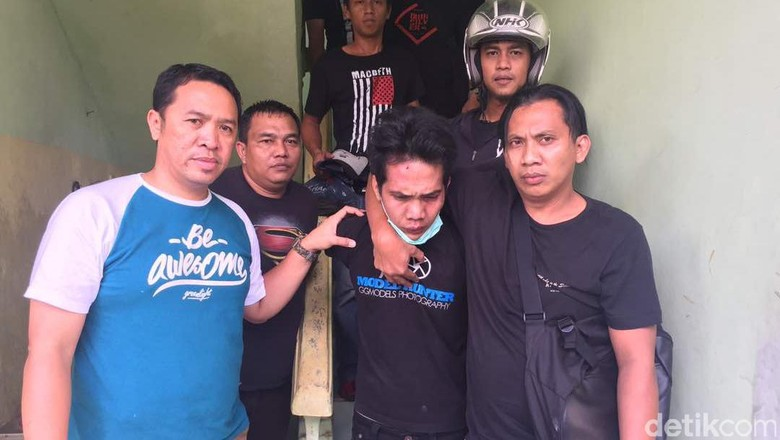 Ditangkap di Lampung, Asworo akan dibawa ke Palembang
