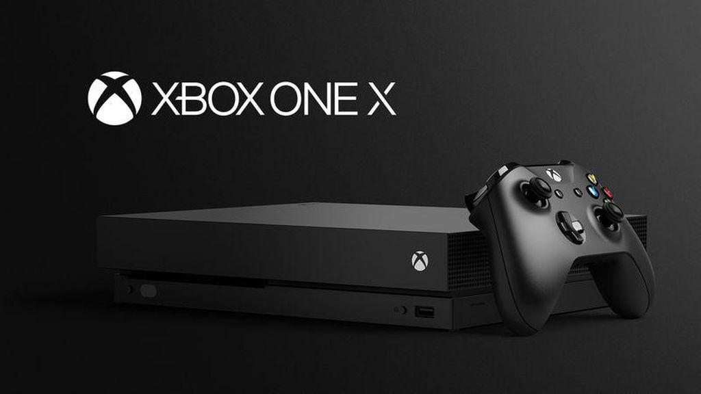 Ini Daftar Game yang Siap Dukung Xbox One X