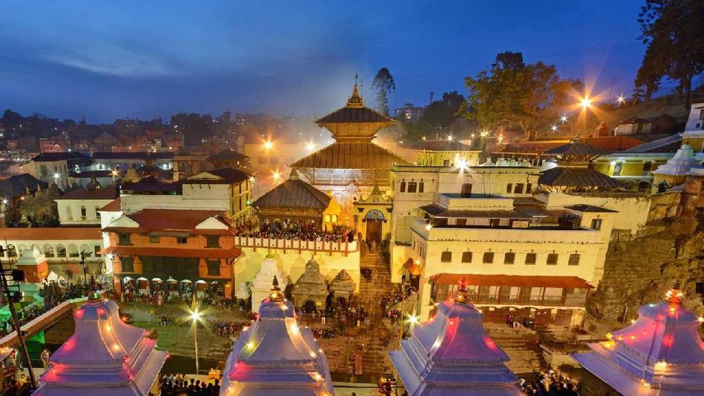 Yuk! Intip Tempat Syuting Doctor Strange di Nepal