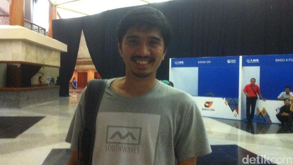 Duta Sheila on 7 Nonton Indonesia Open, Jagokan Owi/Butet