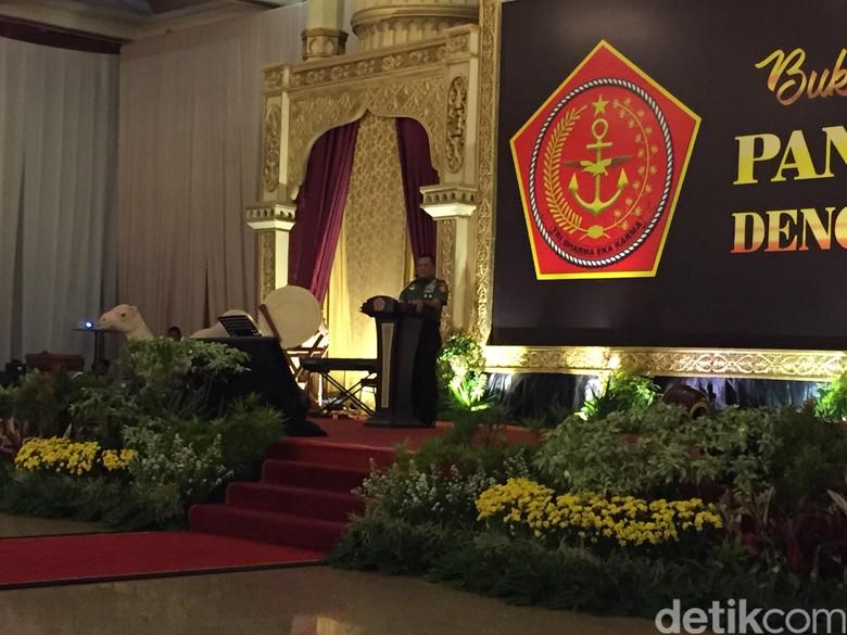 Panglima TNI Siapkan Gerakan 171717 untuk Indonesia Penuh Kasih Sayang