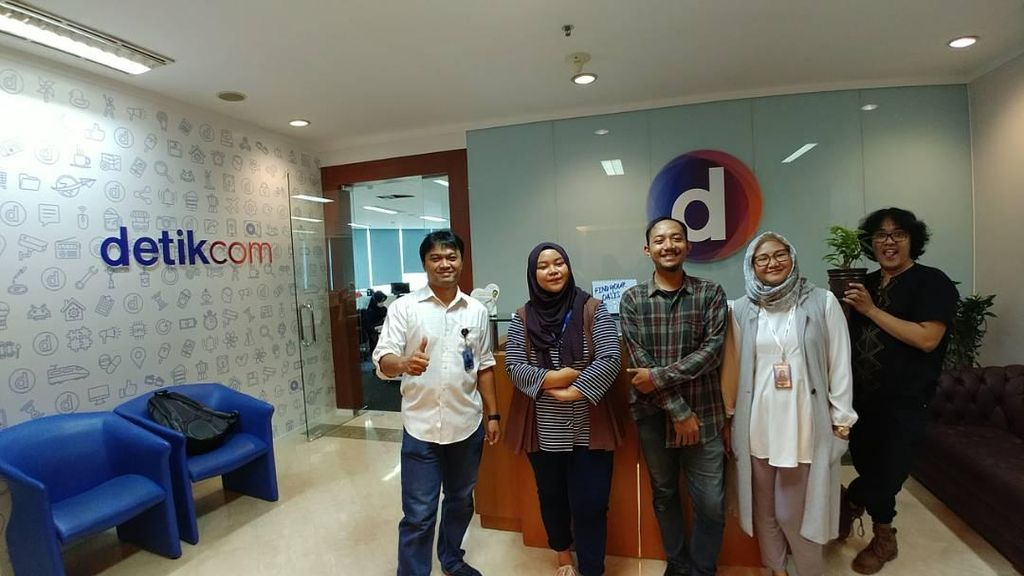 Detikcom Pindah Markas ke Tendean