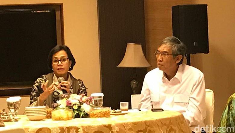 Peringatan Keras Sri Mulyani ke Petugas Pajak Soal OTT KPK