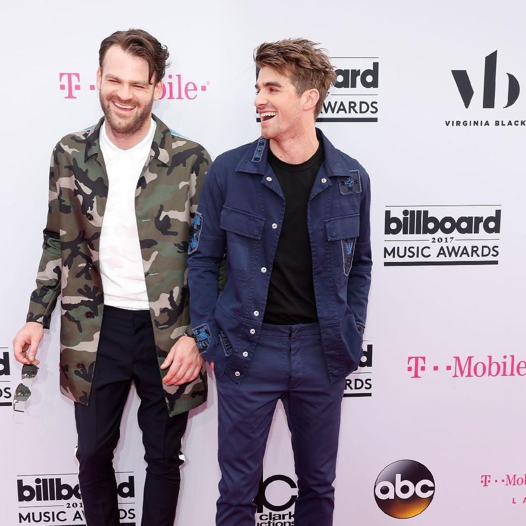 Party Goers, The Chainsmokers Mampir ke Indonesia Maret 2018!