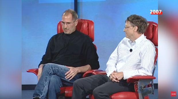 Walt 'The Kingmaker' Mossberg, Juru Damai Steve Jobs dan Bill Gates