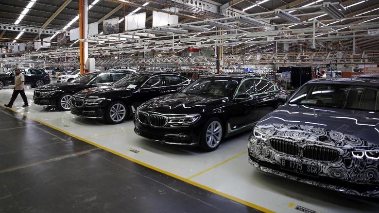 BMW Seri 5 Anyar Siap Meluncur, akan Dirakit di Indonesia