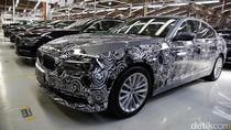 Sudah Dirakit di Sunter, BMW Seri 5 Versi CBU Masih Bisa Dipesan