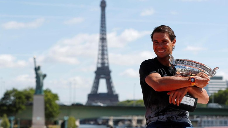 Rafael Nadal, Si Raja Lapangan Tanah Liat