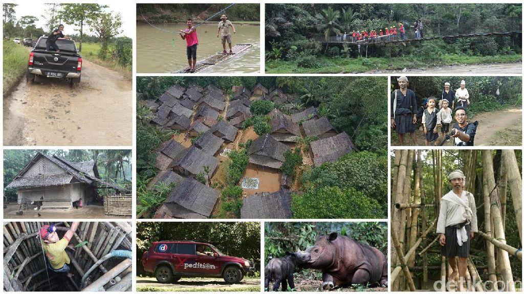 Jejak Langkah Ekspedisi Banten Selatan