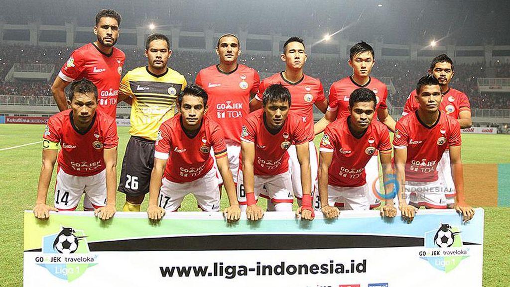 Persija Bungkam PS TNI 4-1
