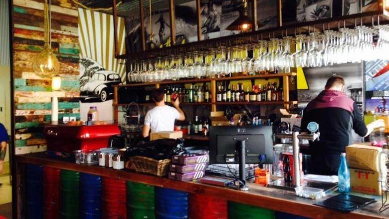 Pria Perth Ini Tak Bisa Ditindak Meski Makan di Restoran dan Tak Bayar