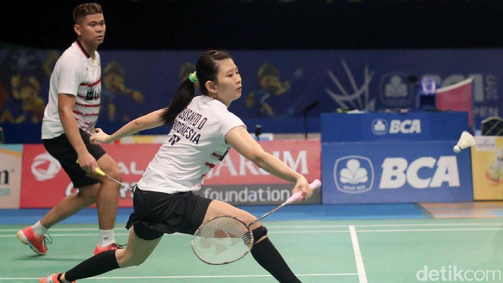Praveen/Debby Tersungkur di Babak Pertama Indonesia Open