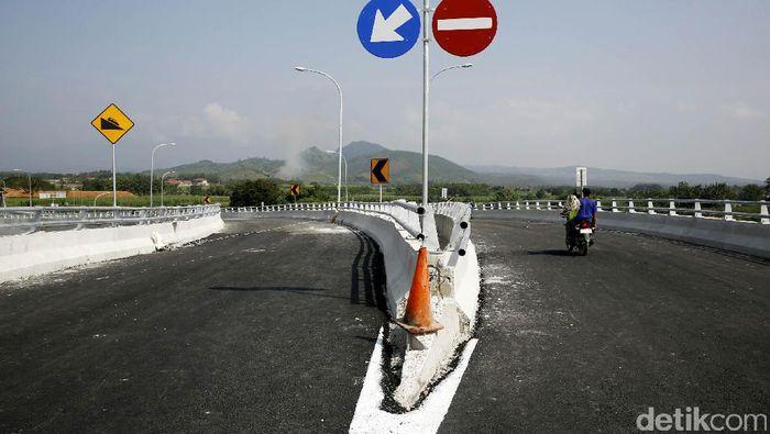 Infrastruktur Mudik (Foto: Agung Pambudhy)