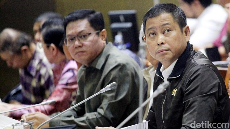 Menteri Jonan dan Bos Freeport Rapat Tertutup dengan DPR