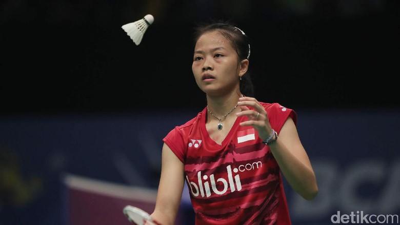 Singkirkan Pemain Hong Kong, Fitriani Lolos Babak Kedua