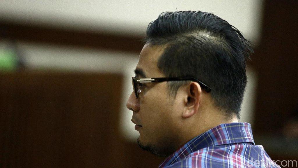 Brotoseno Divonis 5 Tahun Penjara