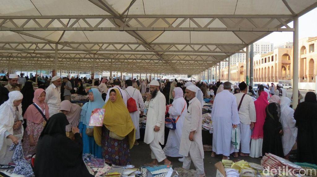 Belanja Asyik di Sekitar Masjid Nabawi