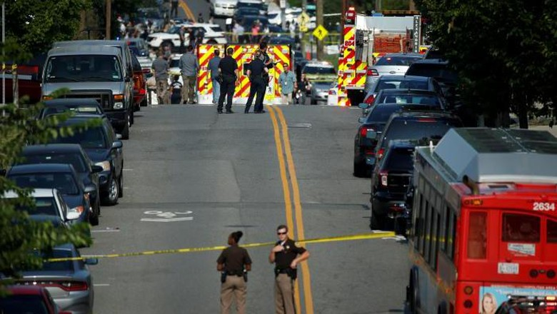 Penembakan Terjadi di Virginia, Anggota Kongres AS Ikut Jadi Korban
