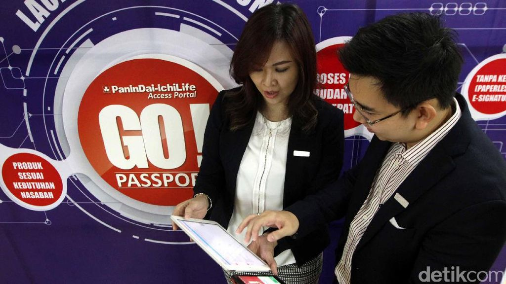 Layanan Aplikasi GO! Passport