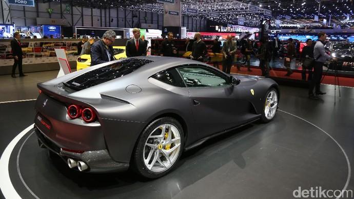 Mobil Terkuat Ferrari Segera Datang ke Jakarta