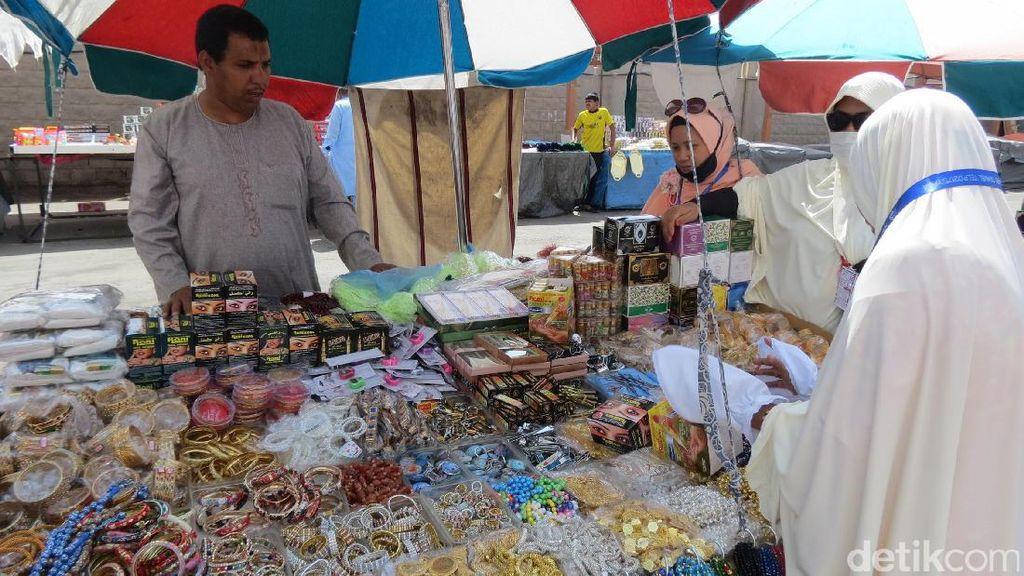 Wisata Belanja di Sekitar Masjid Nabawi