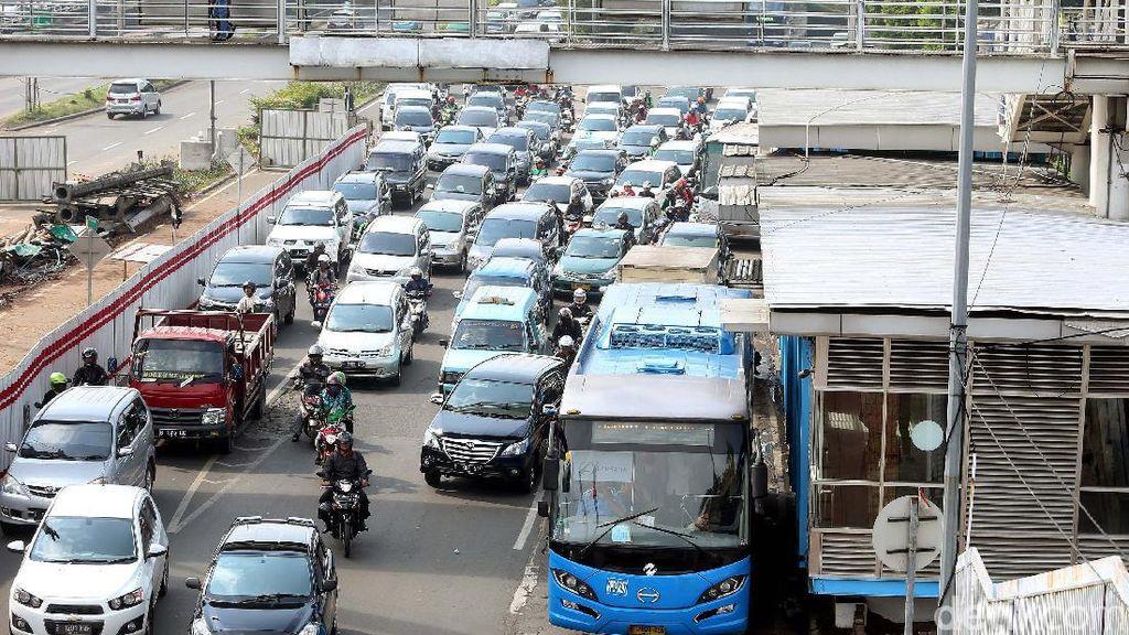 TransJ Siapkan Bus Tambahan di Rute Wisata Saat Libur Lebaran