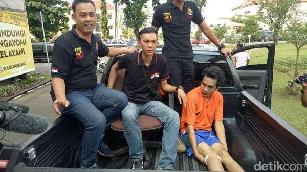 Pelarian Asworo Pembunuh Chatarina: Jual Motor, Berpindah Hotel