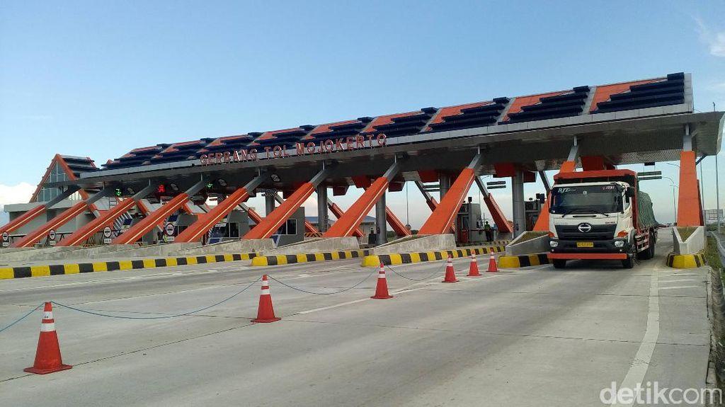 Tol Mojokerto-Kertosono Bisa Dilintasi untuk Mudik