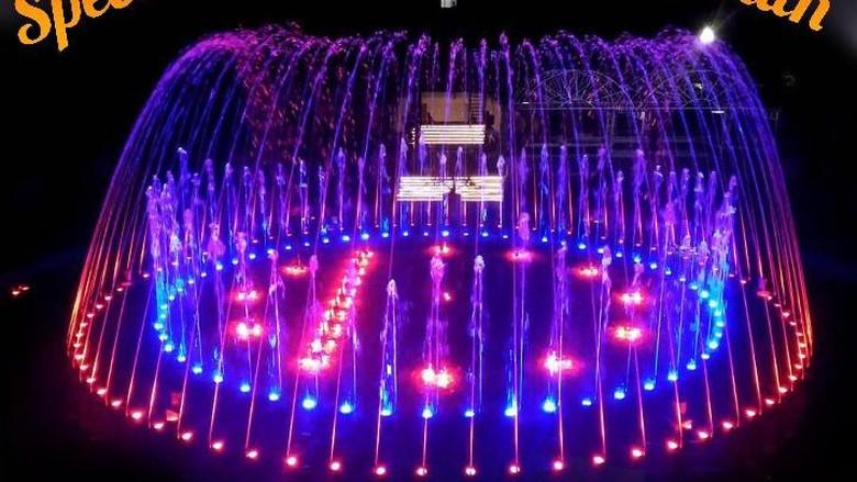 Foto: Festival lampion di Gardu Pandang Kaliurang (dok Festival of Lights)