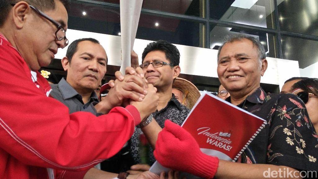 Didukung Tolak Angket, Ketua KPK Janji Tuntaskan Kasus Korupsi Besar