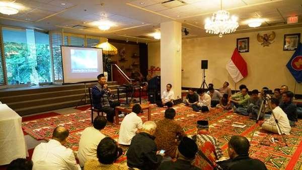 Muslim Indonesia di Vancouver Gantian Gelar Bukber di Akhir Pekan