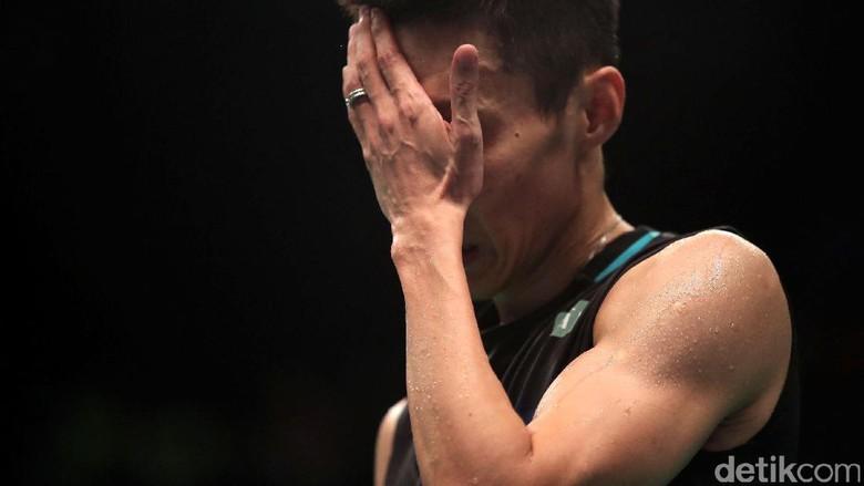 Kalah, Chong Wei Batal Ukir Sejarah di Indonesia Open